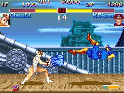 My Play City: Street Fighter 2