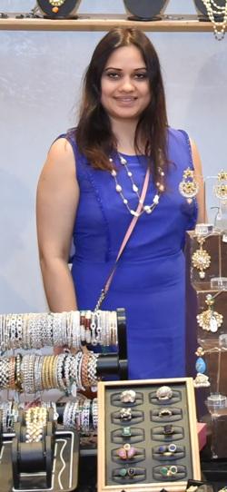 Jewelery Designer Nidhi Jain