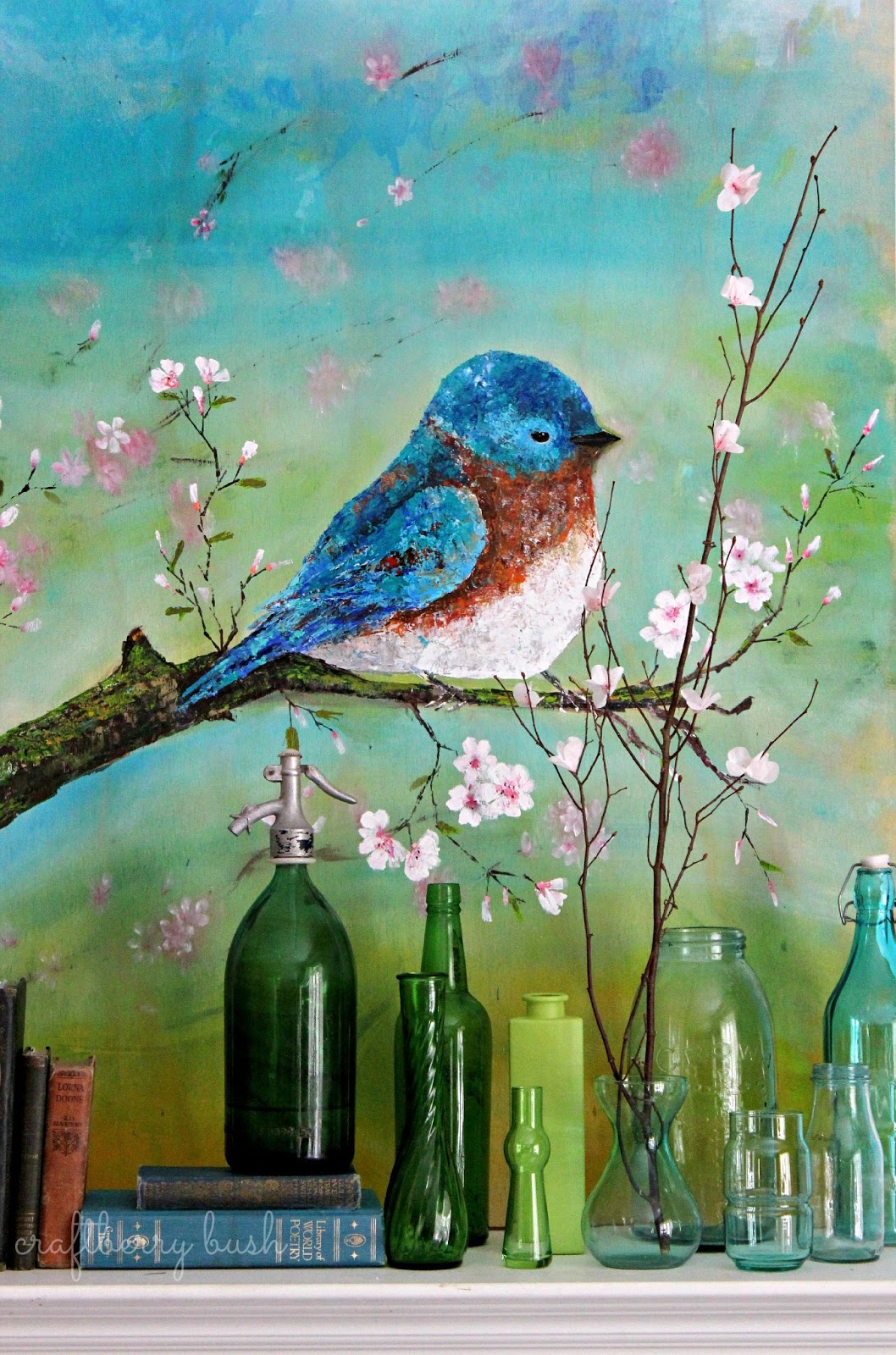 STEP By STEP Birds Painting for Beginners and Tips on ...  |Bird Painting Acrylic