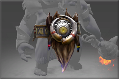 Ogre Magi - Champion's Belly Belt