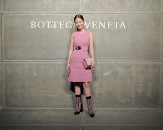 Joanne Tseng At Bottega Veneta Show At New York Fashion Week 2018