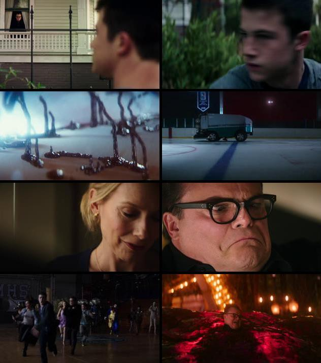 Goosebumps 2015 Dual Audio ORG Hindi 720p BluRay