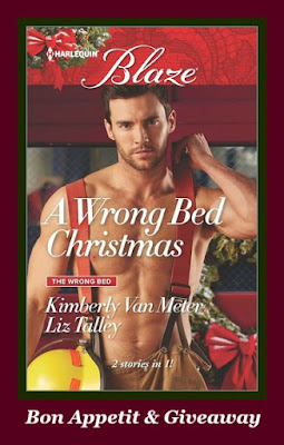 Recipe, giveaway, Christmas, romance, Van Meter, Talley