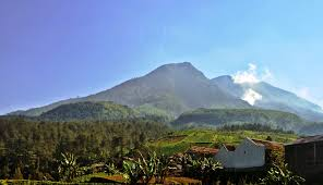 Mount Lawu Karanganyar, Central Java