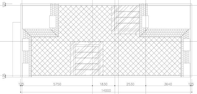 Thiết kế phần mái của Shophouse Embassy Garden