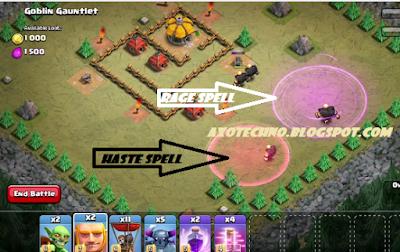 Update Terbaru Clash of Clans 1 Juli 2015 dan Cara Menggunakan Dark Spell Factory