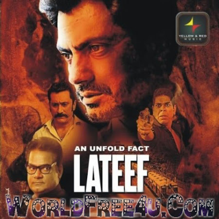 Poster Of Bollywood Movie Lateef (2015) 100MB Compressed Small Size Mobile Movie Free Download worldfree4u.com