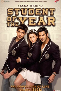 Watch Student of the Year Online Free in HD