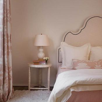 30 dreamy new bedrooms south shore decorating blog for Light pink bedroom designs