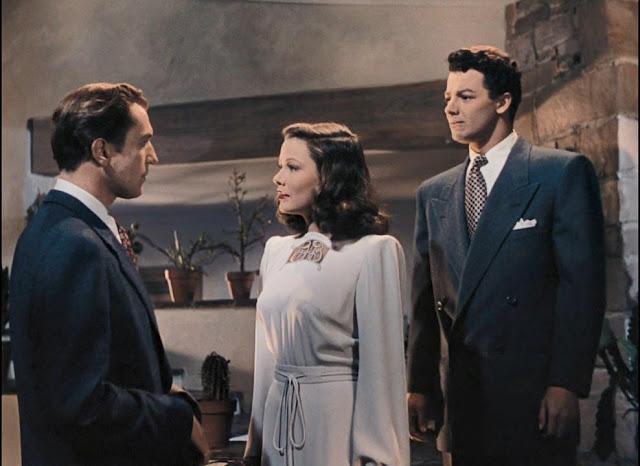Vincent Price, Gene Tierney, Cornel Wilde - Leave Her to Heaven (1945)