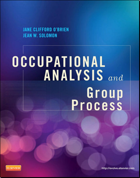 Occupational Analysis and Group Process [PDF]