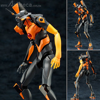 Eva-01 Test Type Godzilla Color Ver. Model Kit Godzilla vs Evangelion