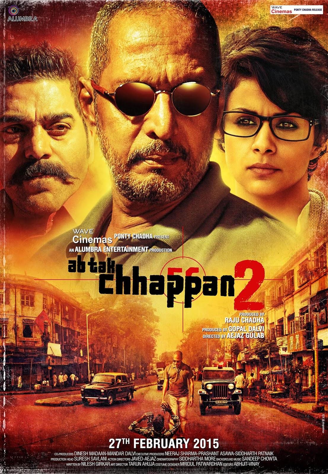 Ab Tak Chhappan 2. 2015 Hindi 720p HDRip Full Movie Free Download