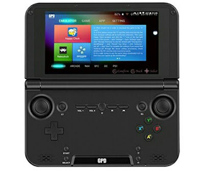 GPD XD Plus Android Gamepad