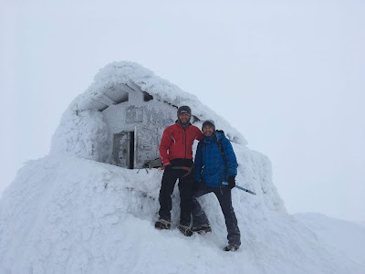Climb Ben Nevis in winter