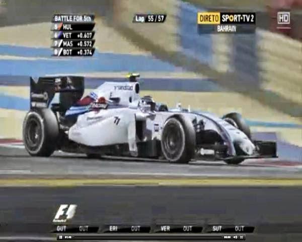 F1 Bahrain Grand Prix 2014 Pics