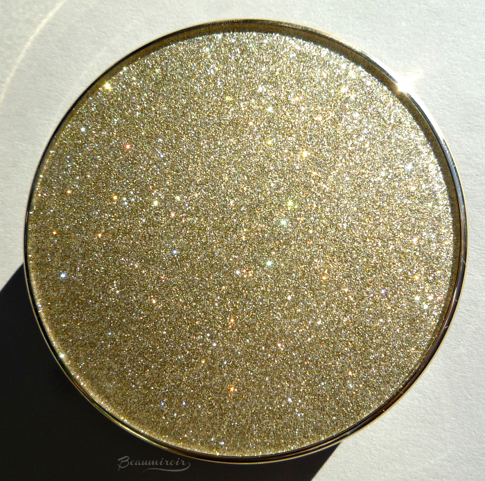 Lancome's new Cushion Highlighter for Holiday 2016: the sparkling lid