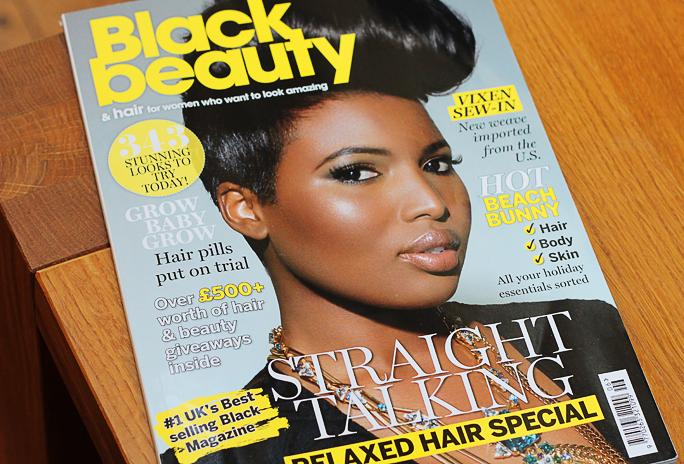 Black Beauty & Hair June/July 2014