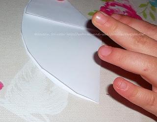 Adventsbasteln mit Papier