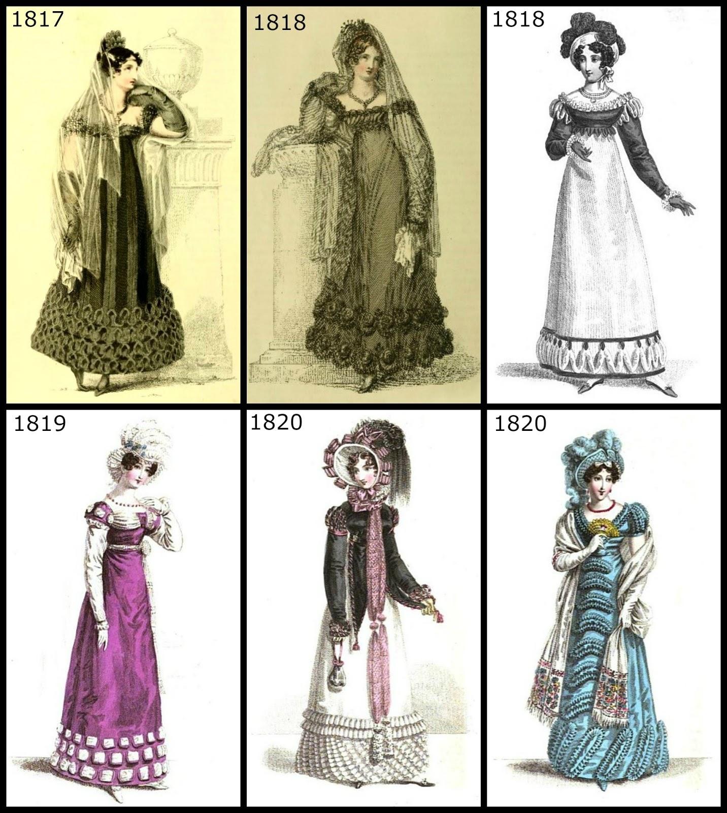Regency History: Regency Era Fashion For Christmas 1806-1820