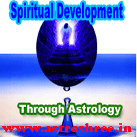 Astrology for spiritual development, how to use astrology for developing spiritual power, real success in life, tips to live powerful life through real development, ASTROLOGER for spiritual success.