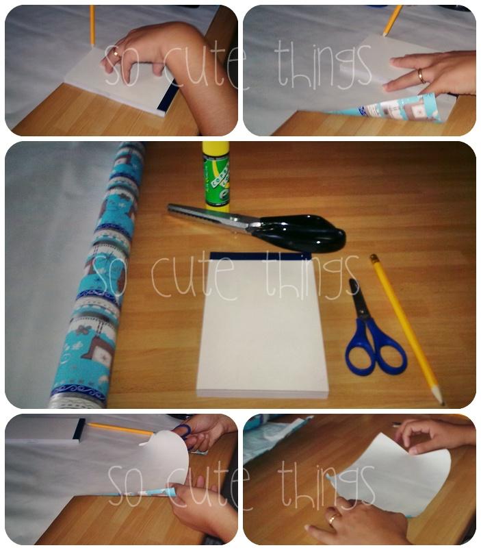 DIY: creare le bustine regalo