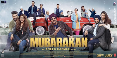Mubarakan Budget, Screens & Day Wise Box Office Collection