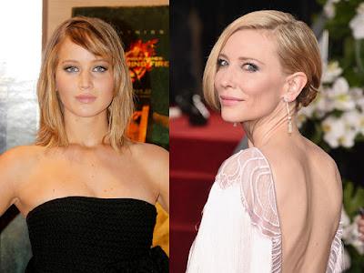 Jennifer Lawrence y Cate Blanchett en conversaciones para el reinicio femenino de 'Ocean's eleven'