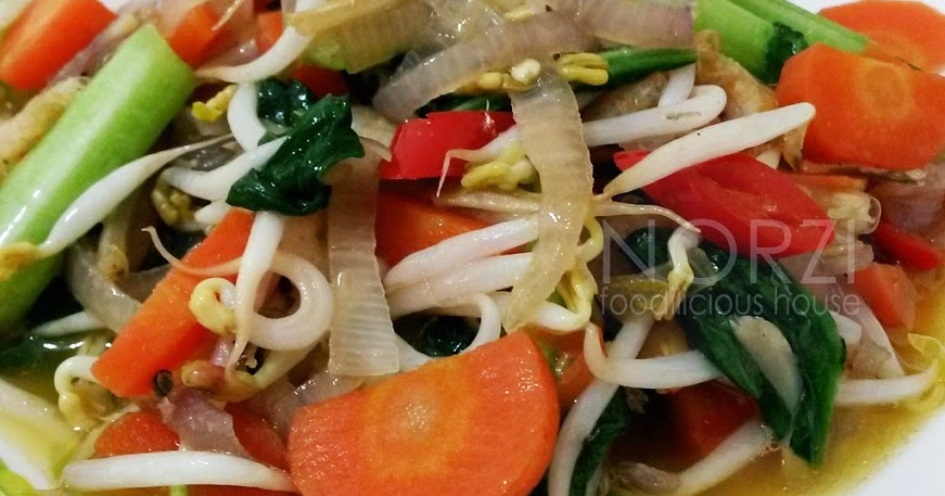 resepi udang masak sayur campur surasmi Resepi Ikan Tongkol Bakar Enak dan Mudah