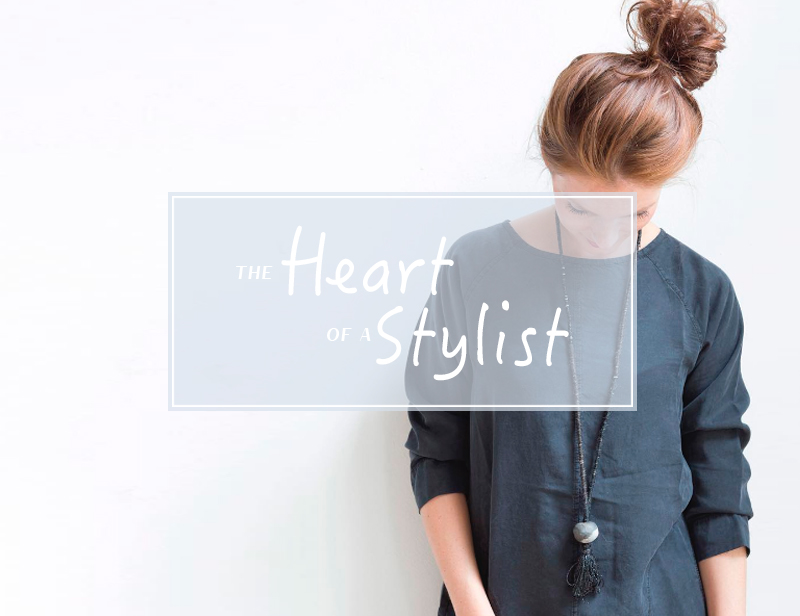Heart of a Stylist ♥ Rosalie Noordam