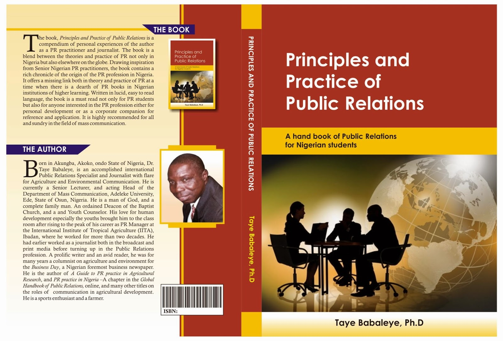 chapter 4 principles of public relations Study public relations: strategies and tactics, study edition (9th edition) discussion and chapter questions and find public relations: strategies and tactics, study edition (9th edition) study guide questions and answers.