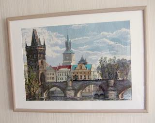 Прага. Карлов мост РИОЛИС