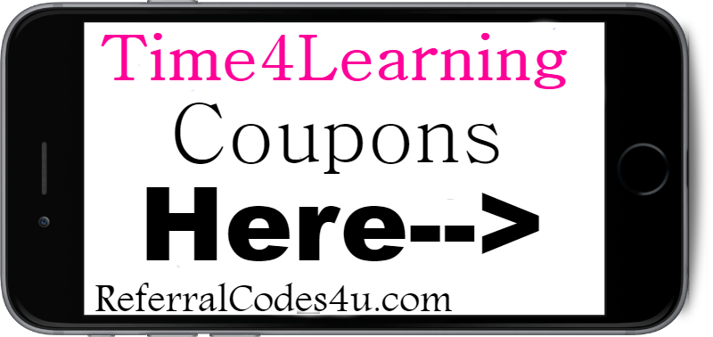 Time4learning coupon code 2019