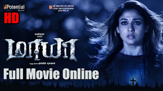 [2015] Maya HD Movie Online | MAYA Tamil Full Movie HD