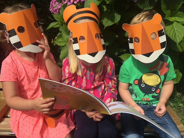 A Little Tiger Picture Book Party