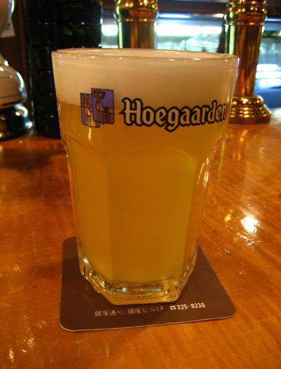 пиво Хугарден Hoeagaarden