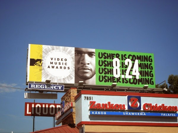 MTV Video Music Awards Usher is coming billboard