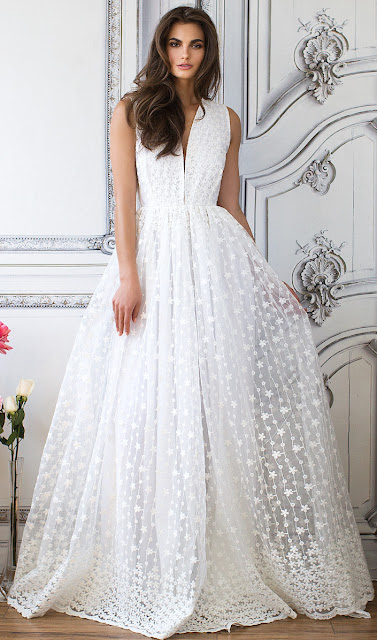 Lurelly A-line Wedding Dress