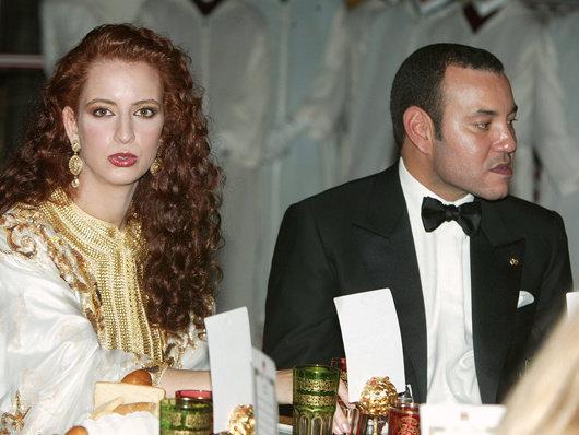 Król Maroka się rozwodzi. Plotka z zagranicznej prasy, o której marokańskie media nie mają pojęcia