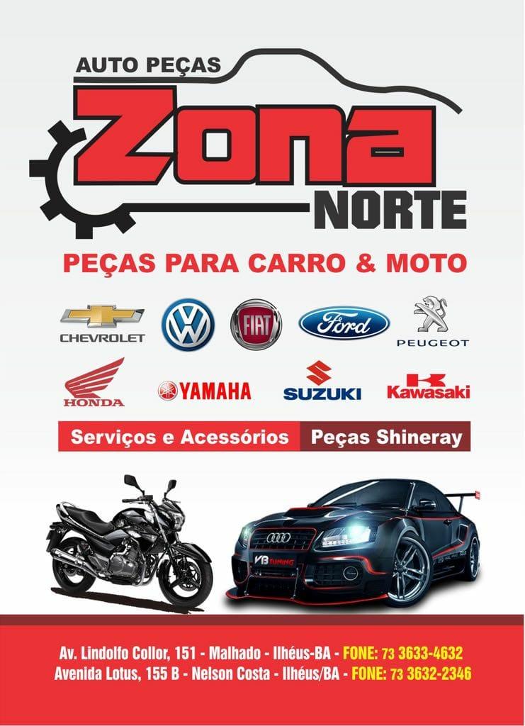 Empresas Uniao Brasil Alto Pecas Zona Norte E Zona Sul Em Ilheus