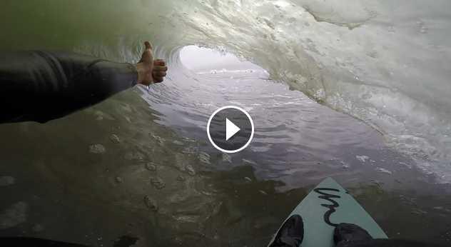 Go Kart Barrel - Alex Smith at Skeleton Bay