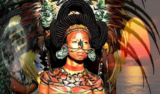 La princesa maya 'Estrella Brillante'