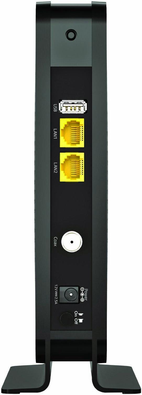 Comcast Compatible Modem Router >> NETGEAR N600 Cable Modem Router (C3700) Review