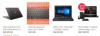 Harga Laptop Baru 2
