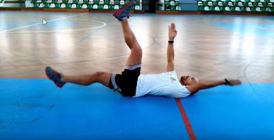 Exercício para abdominais - ABS Workout
