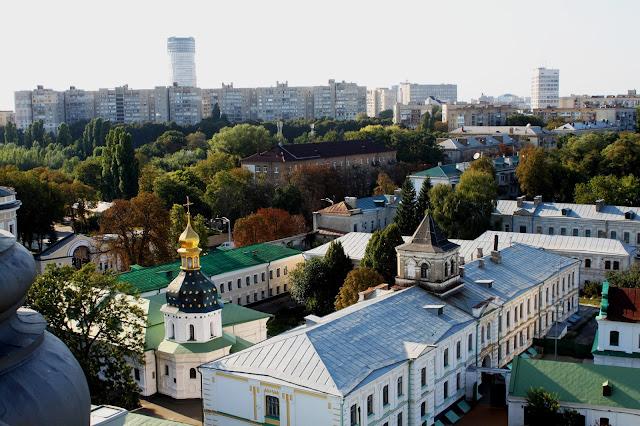 Окрестности улицы Лаврской