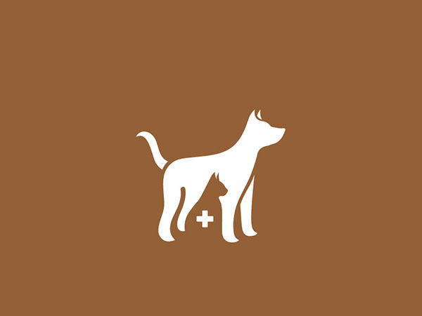 Contoh Desain Logo Negative Space - 41