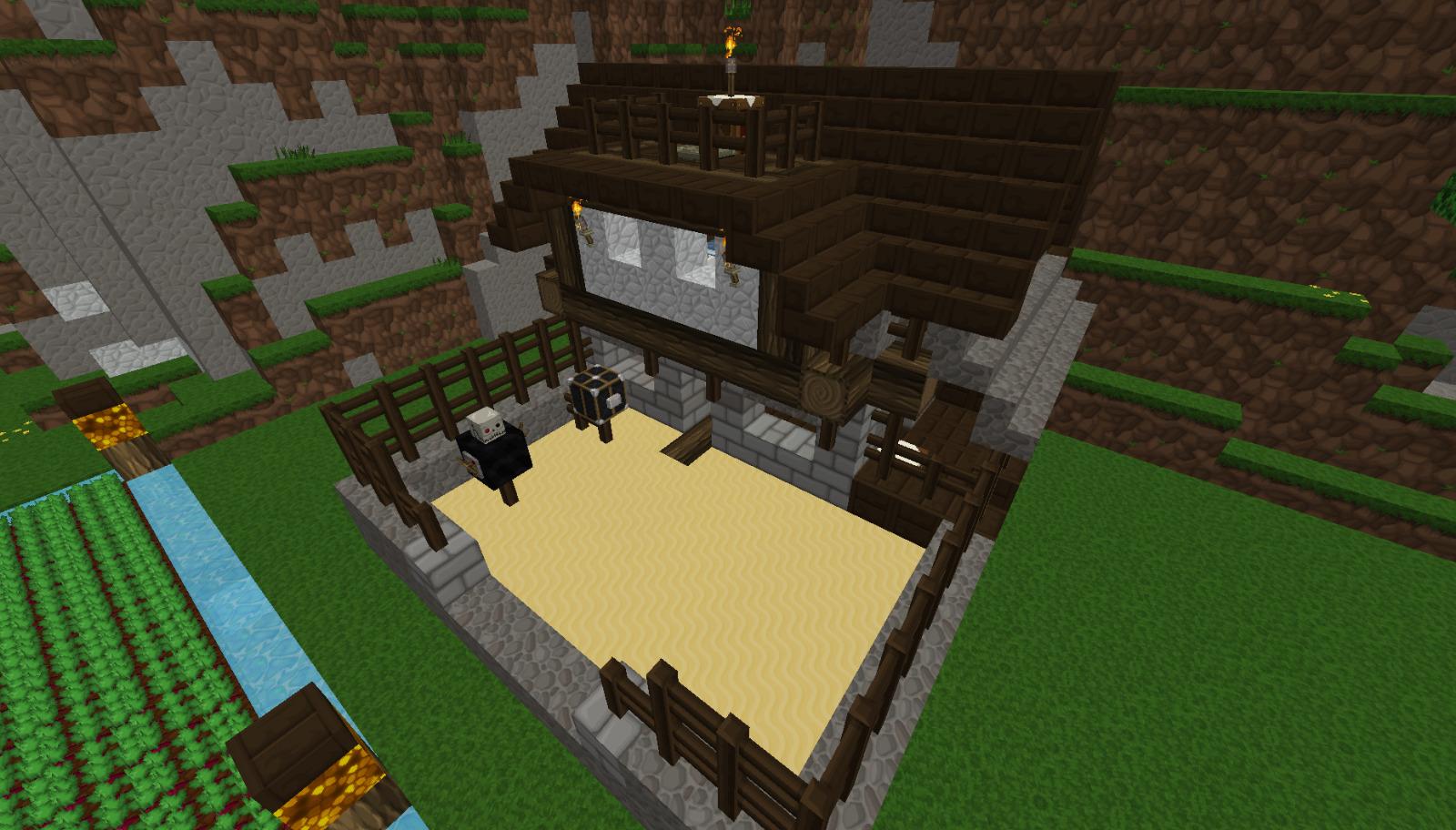 Rezension] Minecraft - Baue deine Festung -