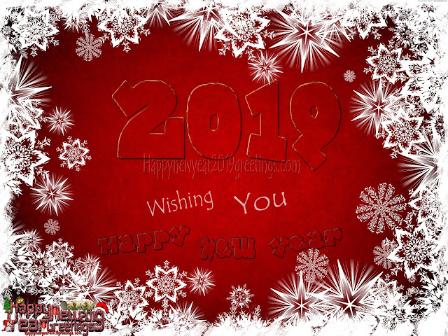 New Year 2019 Wish You Photo Greetings Download Free, Uncommon Photo Greetings 2019