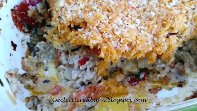 Eclectic Red Barn: Vegetable Marengo